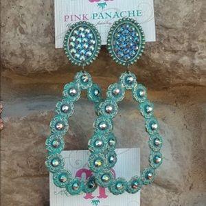 Jewelry - Pink Panache Earrings